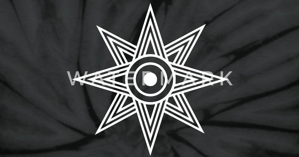 Star Of Ishtar Venus Star Symbol Of The Great Babylonian Goddess