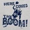 Here Comes The Boom, Gronk Spike Shirt Blue - Kids' Hoodie