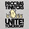 procrastinators unite tomorrow - Kids' Hoodie