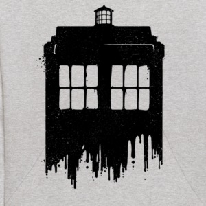 Ink Time, A subtle grungy design. - Kids' Hoodie