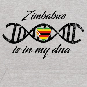love my dns dna land country Zimbabwe - Kids' Hoodie
