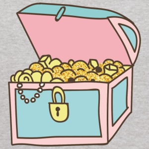 treasure chest - Kids' Hoodie