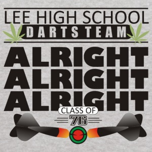 Lee High School Darts Team Class of 1976 - Kids' Hoodie
