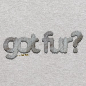 got fur?-Furry Fun-Gay Bear Pride-Silverback - Kids' Hoodie