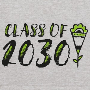 Class of 2030 - Future Graduation Shirts (bl/gr) - Kids' Hoodie