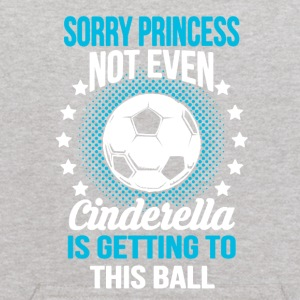 SORRY PRINCESS - SOCCER SHIRT - Kids' Hoodie