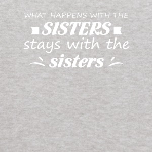 What Happen With Sister Stay With Sister - Kids' Hoodie