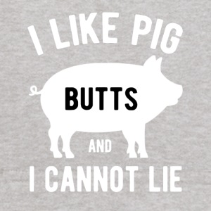 I Like Pig Butts And I Cannot Lie T-Shirt - Kids' Hoodie