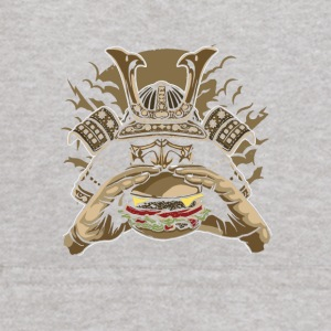 Samurai Burger. Fight for your right to burger! - Kids' Hoodie