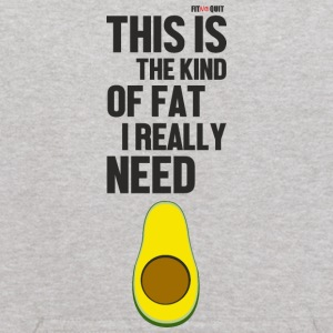 Avocado is the kind of fat you should eat - Kids' Hoodie
