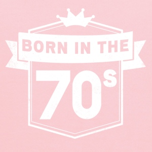 BORN IN THE 70S - Kids' Hoodie
