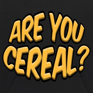 ARE YOU CEREAL? - Kids' Hoodie