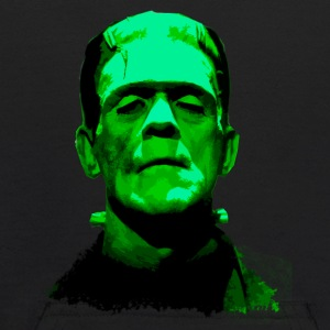 Frankenstein Monster Artwork - Kids' Hoodie