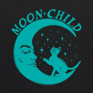Moon Child Shirt for Yoga - Kids' Hoodie