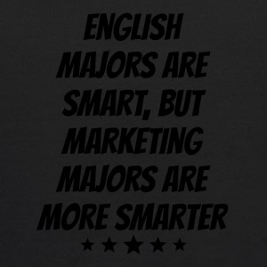 Marketing Majors Are More Smarter - Kids' Hoodie