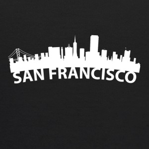 Arc Skyline Of San Francisco CA - Kids' Hoodie