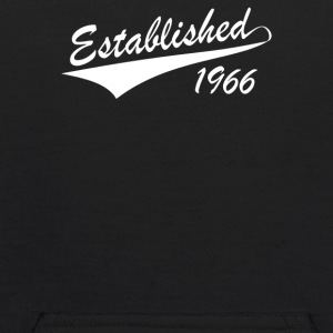 Established en 1965 - Kids' Hoodie