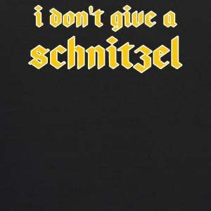 I Don t Give A Schnitzel - Oktoberfest T-Shirt - Kids' Hoodie