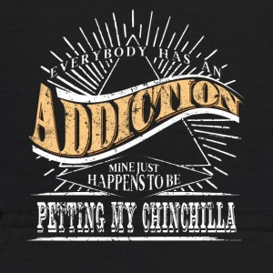 Addiction Is Chinchilla Shirt Gift Chinchilla As A Pet Shirt - Kids' Hoodie