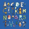 Colorful Animal Alphabet - Animals - Kids' Hoodie