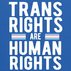 Trans Rights are Human Rights - Kids' Hoodie