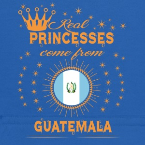 love princesses come from GUATEMALA - Kids' Hoodie