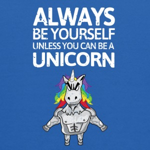 Always be youself unless you can be a unicorn! - Kids' Hoodie