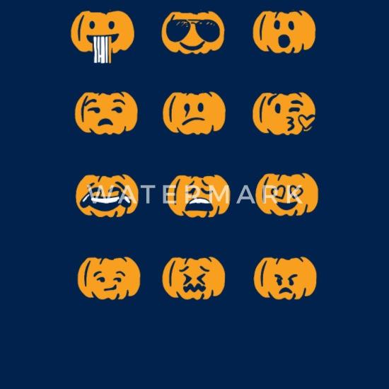 Halloween Emojis Funny' Kids' Hoodie | Spreadshirt