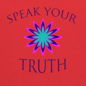 Speak Your Truth - Kids' Hoodie
