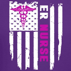 ER Nurse Flag - Crewneck Sweatshirt