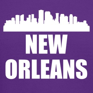 New Orleans LA Skyline - Crewneck Sweatshirt