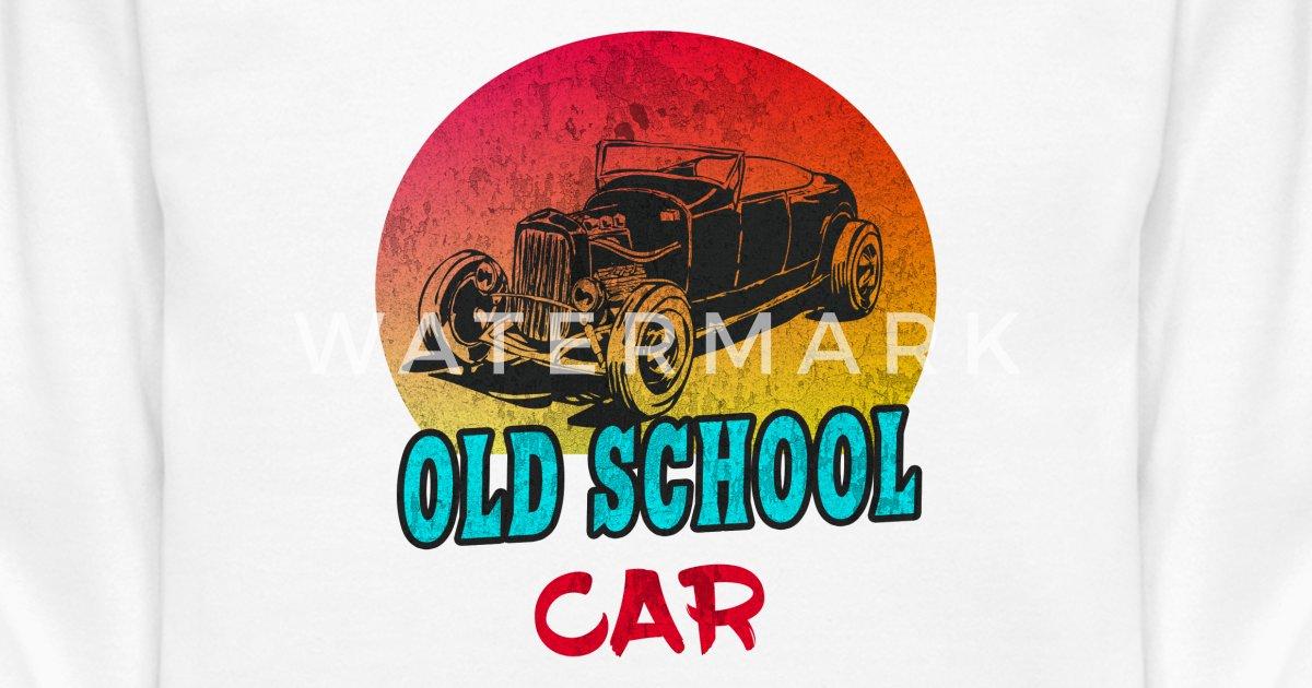 American Hotrods T-Shirt S-3XL Ringer Herren Oldtimer Renner Cars Retro