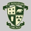 st. Patricks Day Chicago Irish Crest Clothing Tees - Crewneck Sweatshirt