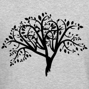 Tree Illustration - Crewneck Sweatshirt