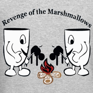 Revenge of the marshmallows - Crewneck Sweatshirt