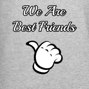 we are best friends - Crewneck Sweatshirt