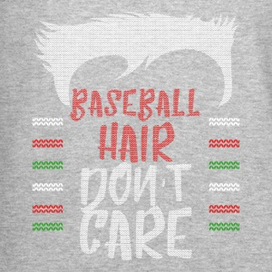 Ugly sweater christmas gift for Baseball - Crewneck Sweatshirt