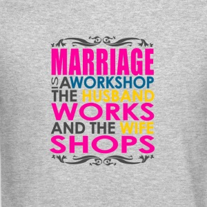 Marriage Joke - Crewneck Sweatshirt