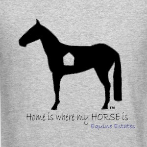 Home is where my HORSE is - Crewneck Sweatshirt