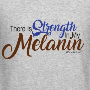 Strength in Melanin - Crewneck Sweatshirt