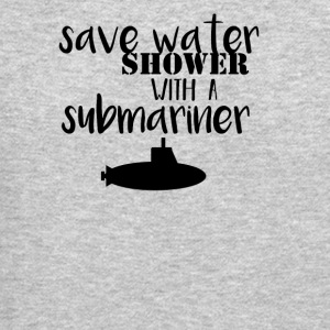 submariner saying - Crewneck Sweatshirt