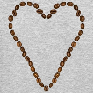 Coffee Heart - Crewneck Sweatshirt