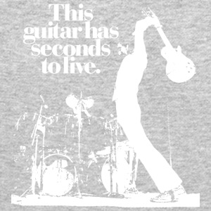 THIS GUITAR HAS SECONDS TO LIVE - Crewneck Sweatshirt