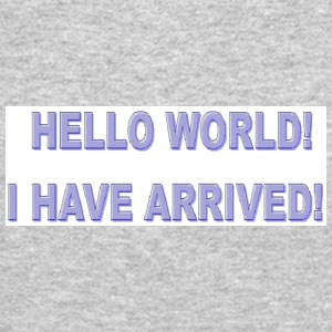 Hello World - Crewneck Sweatshirt