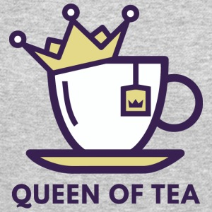 Queen Of Tea T Shirt - Crewneck Sweatshirt