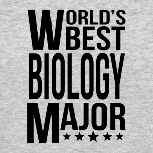 World's Best Biology Major - Crewneck Sweatshirt
