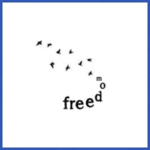Freedom to fly like a bird. - Crewneck Sweatshirt