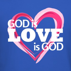 God is Love is God - Crewneck Sweatshirt