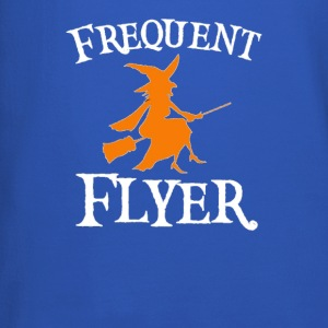 Frequent Flyer T-Shirt Perfect Halloween - Crewneck Sweatshirt