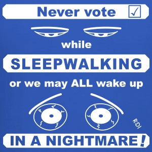 Sleepwalking Voters - Crewneck Sweatshirt